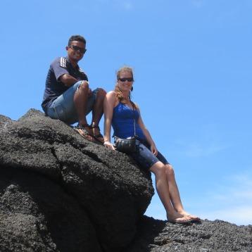 happy in Nicaragua