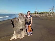 We found a mystic beach!