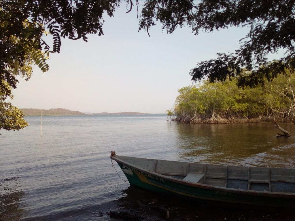 Padre Ramos estuary