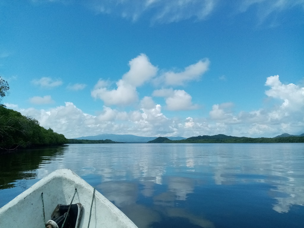 The biggest estuary in Nicaragua
